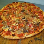 The Cattleman Pizza