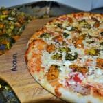 Herb Roasted Veggies Pizza