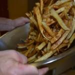Fresh Hand Cut Fries